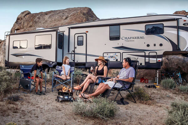 First RV Trip with Family   Rent an RV - Image by: rvshare.com