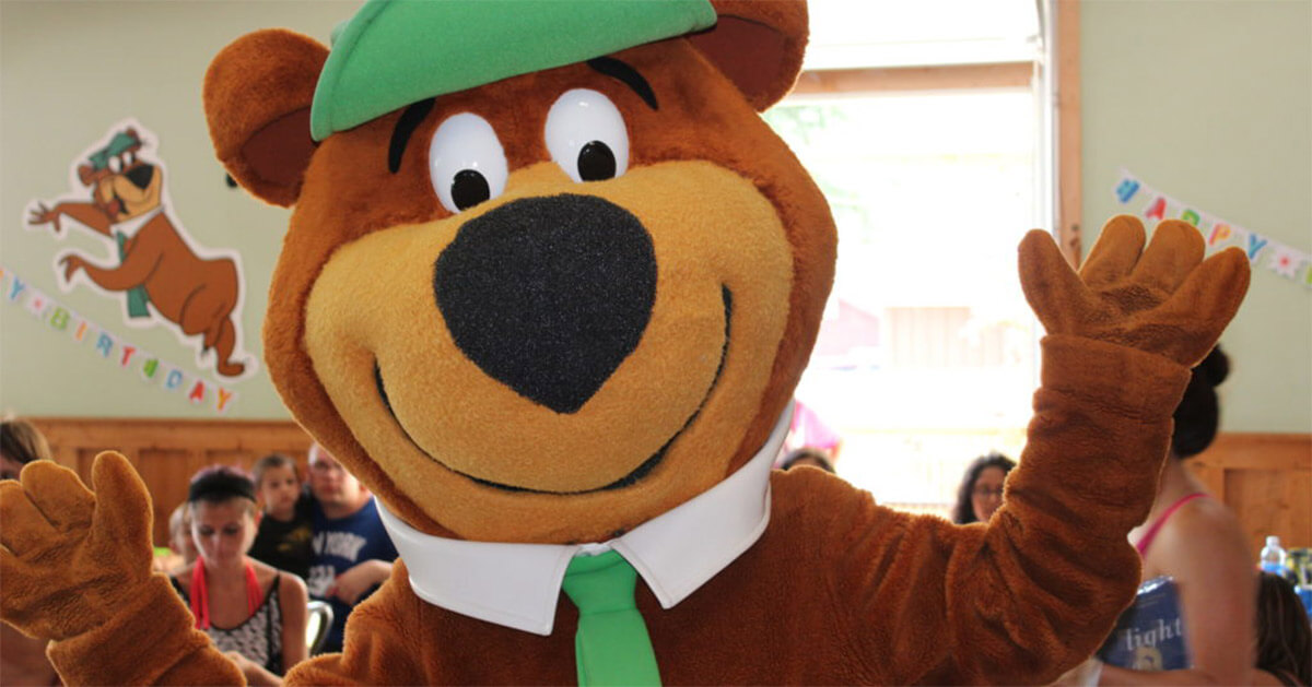 Yogi Bear's Birthday | Yogi Bear's Birthday Party