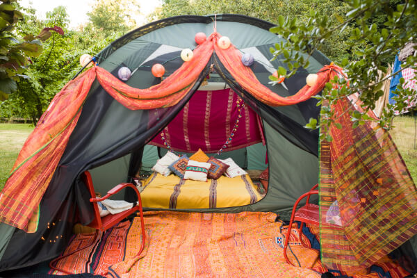 Glamping for Families | Glamping at Jellystone Park