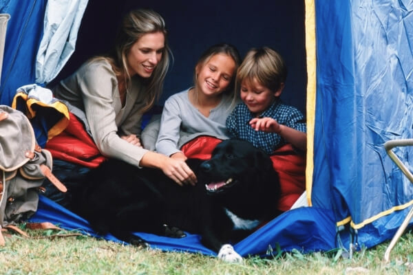 Tent Camping with Kids | Tent Camping with Children