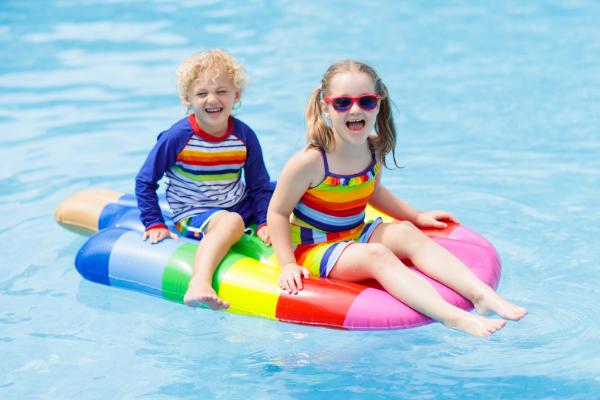 Jellystone | Splash pad | Water Zone | Mini-golf