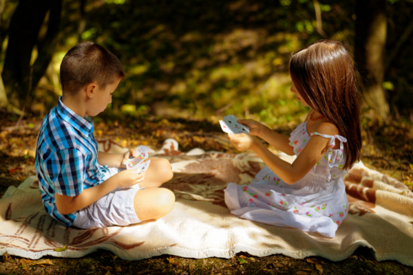 Go Fish | Campfire Card Game