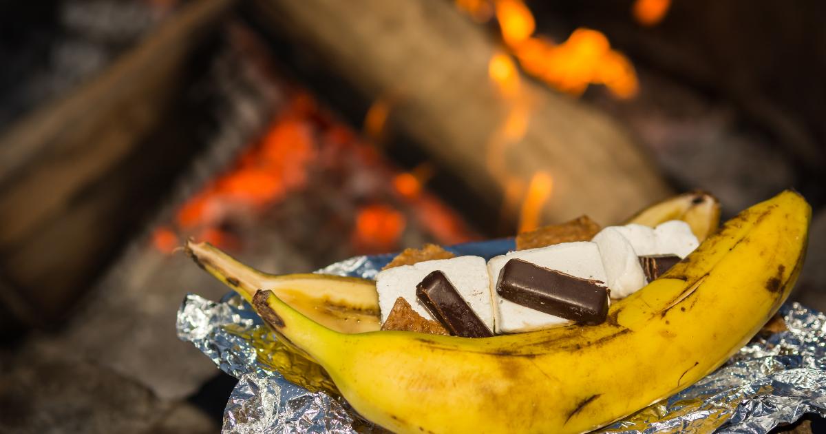 Campfire Dessert Recipes