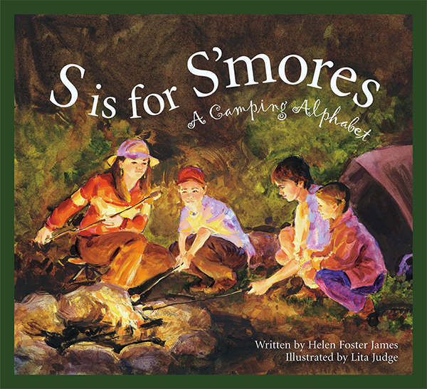 Camping Books | Camping Books for Everyone | Image by: amazon.com